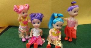 عروسک چهار عددی
