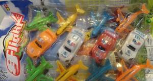 ماشین و هواپیما 12عددی